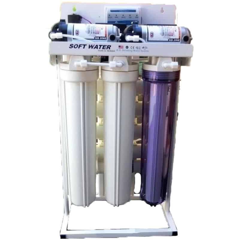 آب تصفیه کن نیمه صنعتی سافت واتر